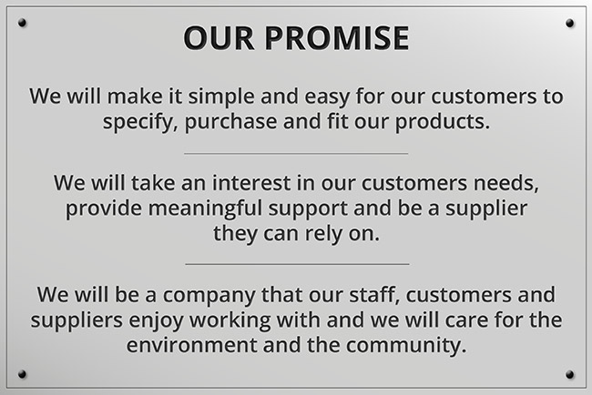 Our promise to Artech customers
